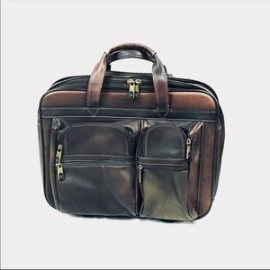 Samsonite rolling briefcase